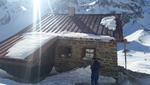 Zollhütte Fernau vorher
