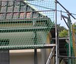 Gerüst/Dachfangnetz