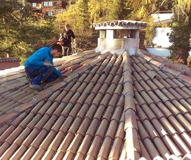 Dachdeckerarbeiten Giner in Rum