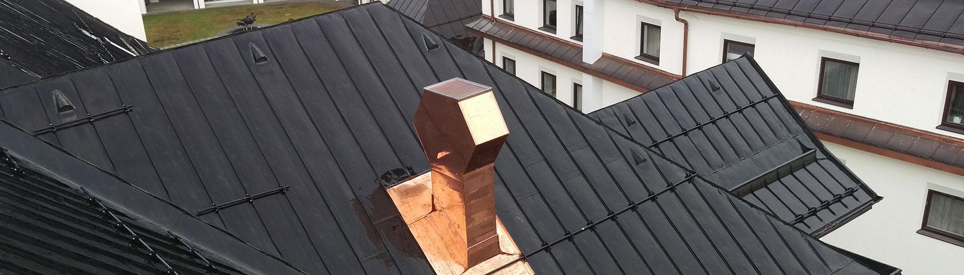 Dachrestaurierung Giner